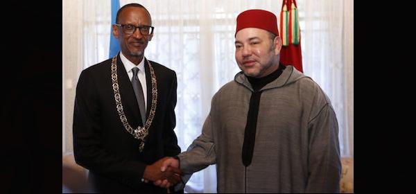 Paul Kagame: Hubungan dengan Maroko pada Level yang Sangat Baik