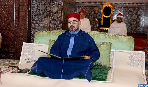 Raja Muhammad VI Hadiri Kuliah Pertama Ramadhan 1439 H