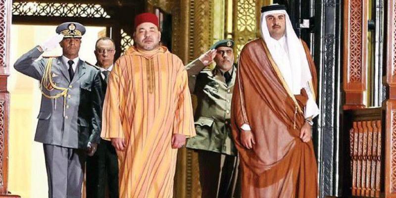 Raja Muhammad VI Hubungi Emir Qatar, Sampaikan Ucapan Terima Kasih
