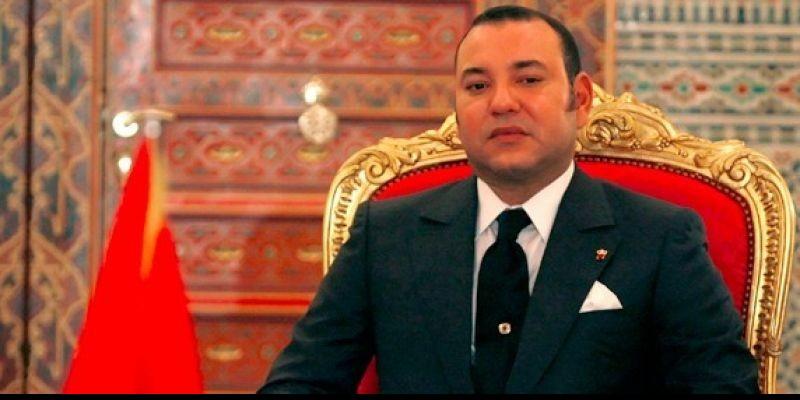 Raja Muhammad VI Buka Pertemuan Parlemen
