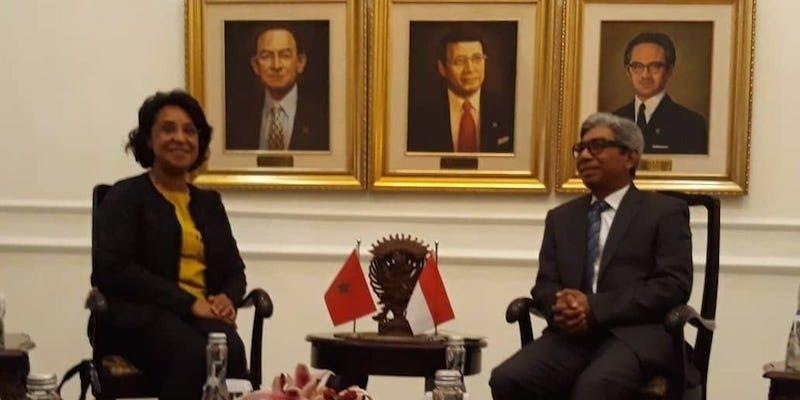 Komite Indonesia-Maroko Hasilkan Lima Dokumen Kerjasama