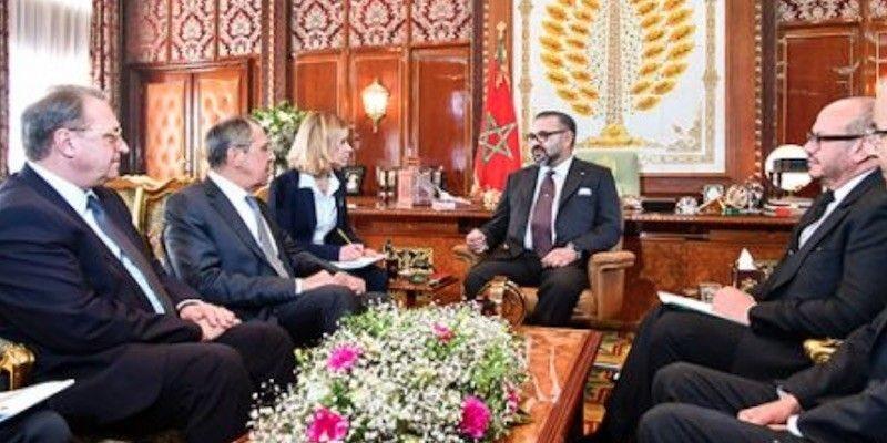 Rusia Puji Kepemimpinan Maroko di Kawasan
