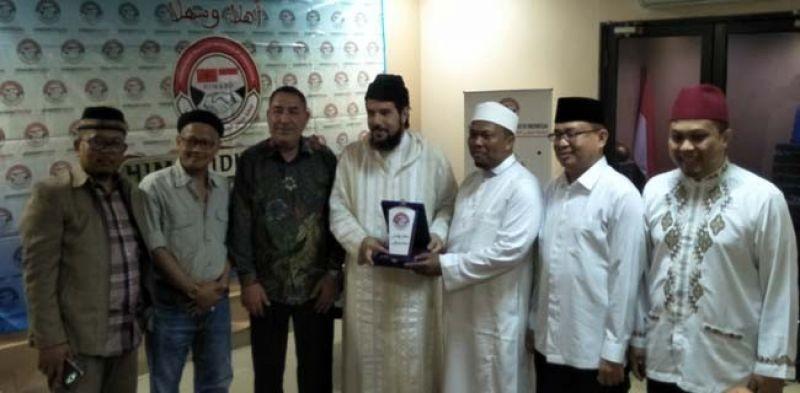 Tokoh Sufi Maroko Minta Himami Perkuat Kemajuan Umat Islam